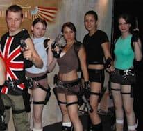 Association cosplay Lille nord pas de calais lara croft tomb raider